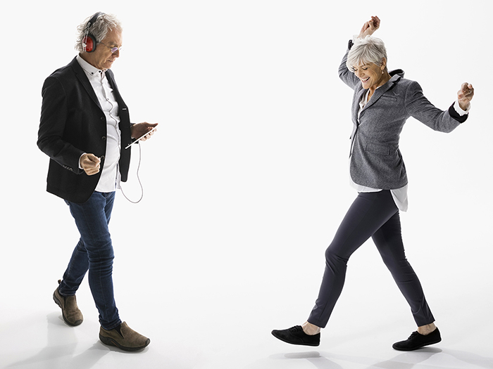what your gait says