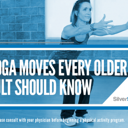 5 Yoga Poses Every Older Adult Should Know