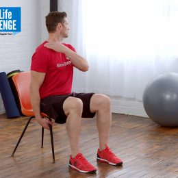 Your Daily Workout: 11-Minute Chair Flow