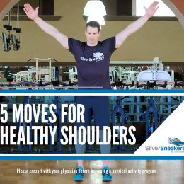 5 Exercises for Healthy Shoulders