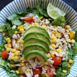 Cali-Mix Turkey Taco Bowl