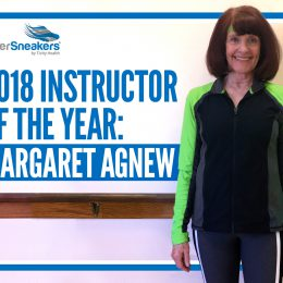 Meet the 2018 SilverSneakers Instructor of the Year!