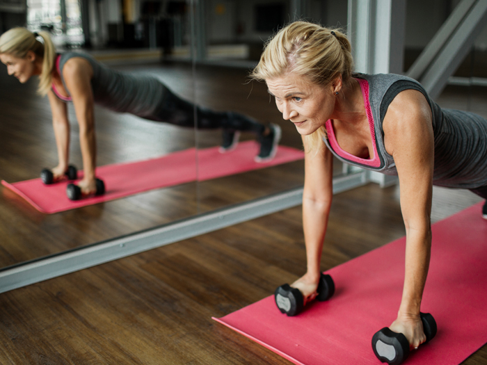 What to Do If Pushups, Planks, and Other Exercises Hurt Your