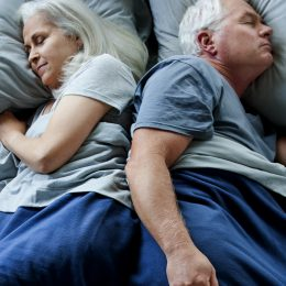 11 Best and Worst Sleep Positions for Older Adults
