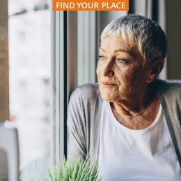 Find Your Place: The Depression Screen