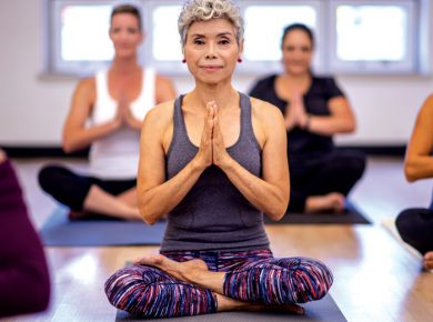 Which Yoga Class Is Best for You?
