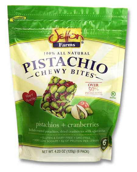 Setton Farms Pistachios and Cranberries Pistachio Chewy Bites