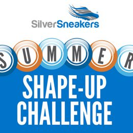 Coming Soon: The SilverSneakers Summer Shape-Up Challenge