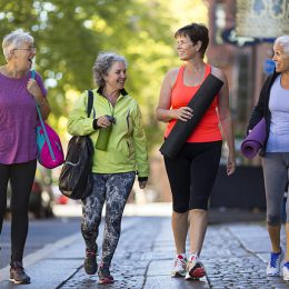 6 Steps to Getting Healthy and Fit in Your 60s, 70s, and Beyond